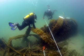 Current Research - WI Shipwrecks